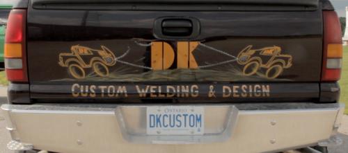 DK Custom Welding'