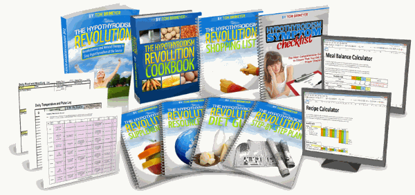 Hypothyroidism Revolution ebook