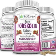 forskolin reviews'