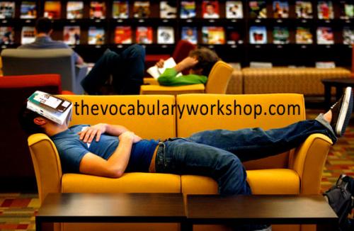 TheVocabularyWorkshop.com'