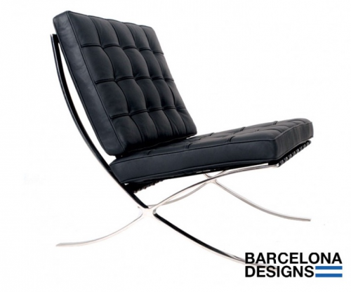 Barcelona Chair Reproduction'