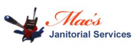 Mac's Janitorial Services Logo