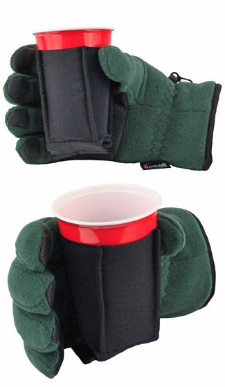 Green TailGator™ Glove'