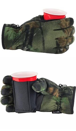 Camo TailGator™ Glove'