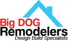 Company Logo For Big Dog Remodelers'
