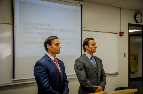 The Dinescu Twins presenting D&D Organics'