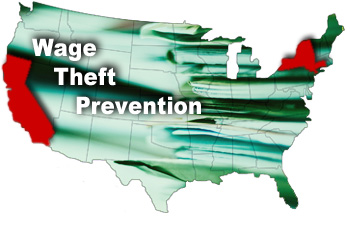 Wage Theft Prevention Act Solutions'
