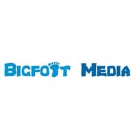 Blue Bigfoot Media Logo