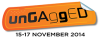 Company Logo For unGAggEd'
