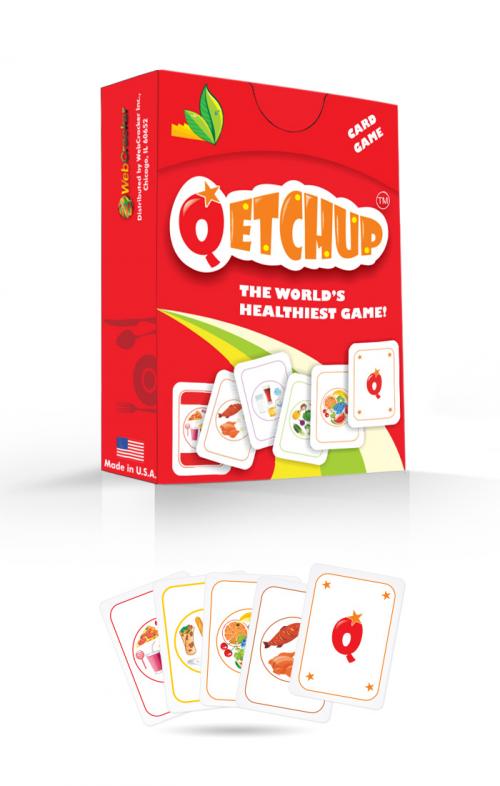 Qetchup tuck box'