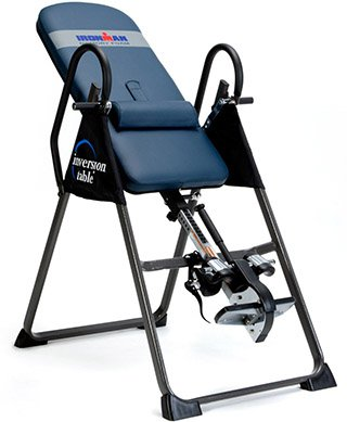 ironman gravity inversion table'