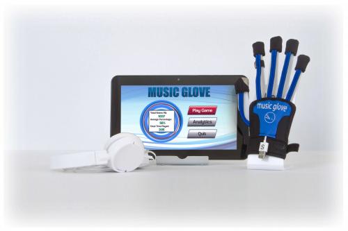 Music Glove'