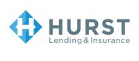 Hurst Lending & Insurance Logo