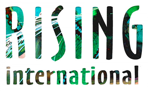 Company Logo For Rising International'