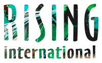 Rising International Logo