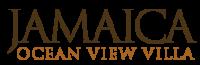 Jamaica Ocean View Villa Logo