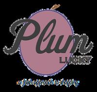 PlumLuckyBedroomNeeds.com Logo