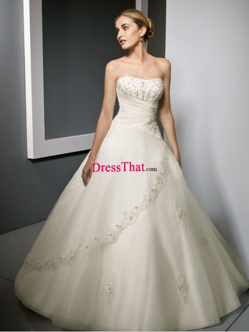 A Big discount of 2014 Winter Wedding Dresses by Dressthat.c'