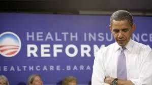 Obamacare law'