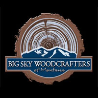 Big Sky Woodcrafters Logo