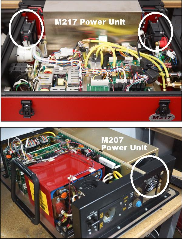 Orbital Welding Power Supply Comparison:  M217 vs. M207