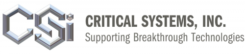 Company Logo For Critical Systems, Inc.'