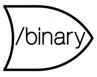 /Binary Logo