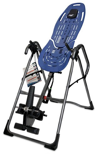 inversion table'