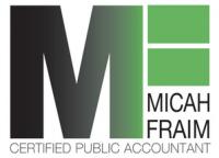Micah Fraim, CPA Logo