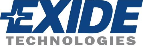 Exide Logo'