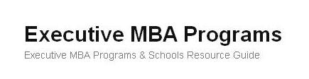 Executive MBA Guides'
