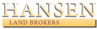 Hansen Land Brokers Logo