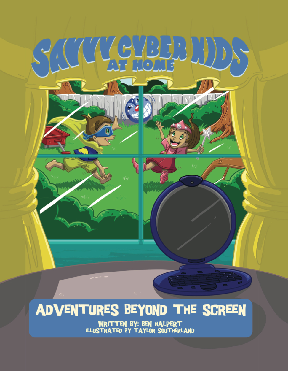 Adventures Beyond The Screen