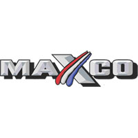 Maxco Auto Body & Paint Shop Logo