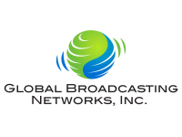 'Global Broadcasting Networks' Main Logo