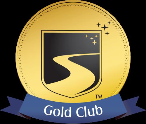 Doing Business God's Way Gold Club Logo'