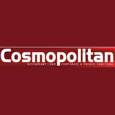 Company Logo For Cosmopolitan'