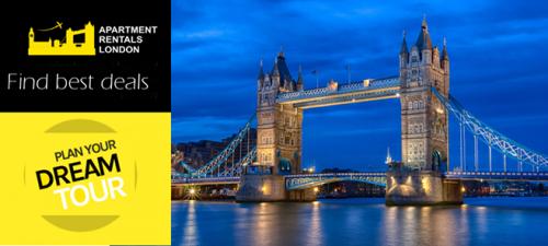 Holiday Apartment Rentals London Ltd'