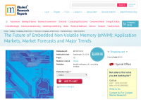The Future of Embedded Non-Volatile Memory
