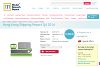 Hong Kong Shipping Report Q4 2014