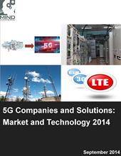 The fifth generation (5G) mobile network technology represen'