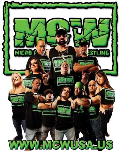 Company Logo For Micro Championship Wrestling'