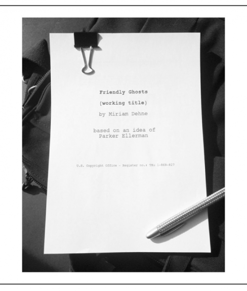 Feature Film - Friendly Ghosts - James Dean'