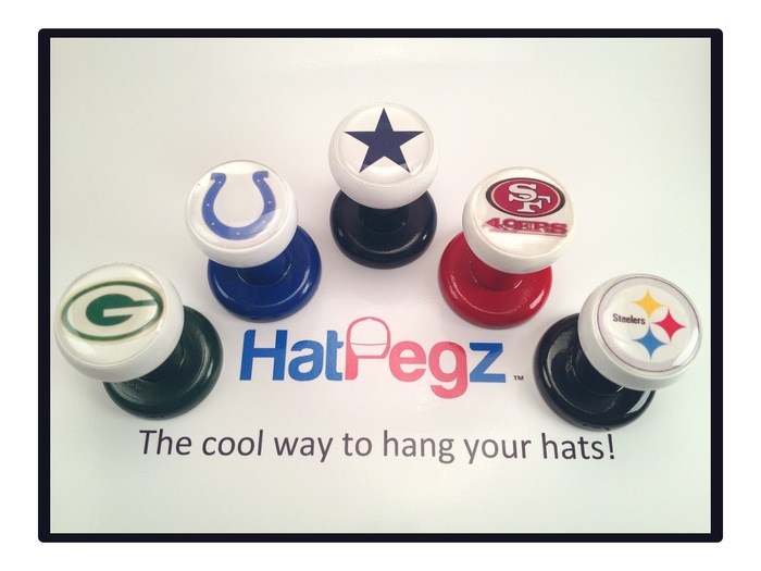 ron mcavene seeks 35 000 via kickstarter for hatpegz the