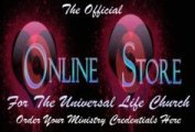 Universal Life Church official online store'