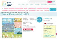 Travel and Tourism in Italy to 2018