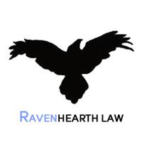 Ravenhearth Law Logo