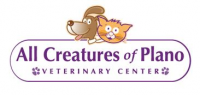 All Creatures of Plano Veterinary Center Logo