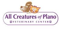 All Creatures of Plano Veterinary Center Logo
