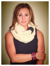 Stay Warm in Style Neck Warmer'